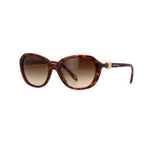 Tiffany & Co sunglasses with tortoise frames 4108